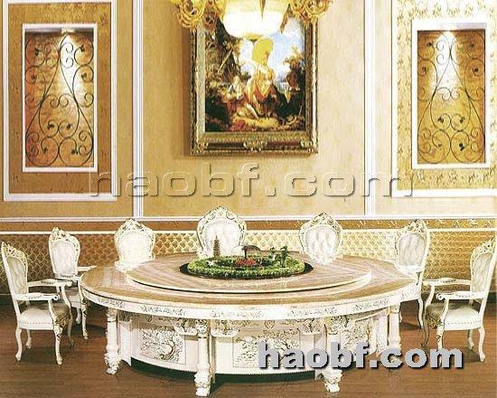 北京酒店家具提供生产手动餐桌厂家