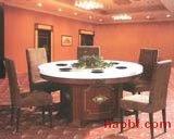 酒店电动餐桌椅