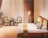 红木板式酒店家具