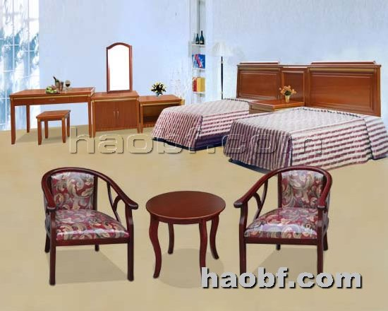 北京酒店家具提供生产宾馆豪华套房家具厂家