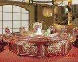 酒店电动餐桌尺寸