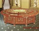 品牌酒店电动餐桌