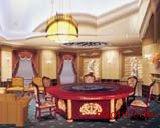酒店电动餐桌