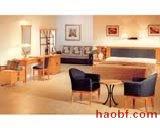 舒适温馨酒店套房家具