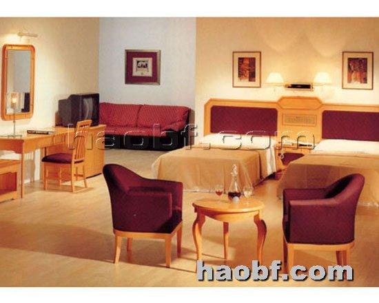 北京酒店家具提供生产温泉酒店套房家具厂家